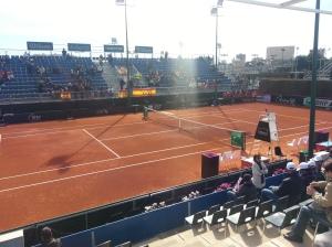 Alicante se vistió con arcilla el domingo