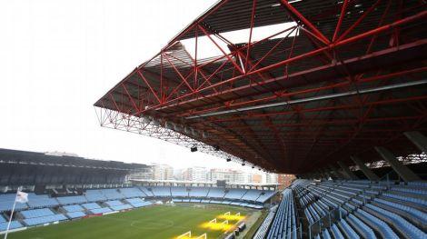 Estadio de Balaídos / Foto (Faro de Vigo)